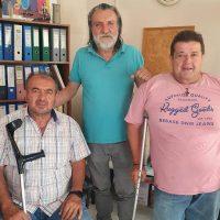 Συνάντηση του Συλλόγου Ατόμων με Αναπηρία Κοζάνης με την Δημοτική αρχή του Δήμου Εορδαίας για την τήρηση του κανονισμού των κοινόχρηστων χώρων