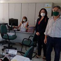 Καλλιόπη Βέττα: «H Π.Ε. Κοζάνης πρέπει να τύχει ενισχυμένης στήριξης για προγράμματα επιμόρφωσης των ανέργων και εύρεσης εργασίας» – Επίσκεψη στον ΟΑΕΔ Κοζάνης