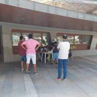 Τι έδειξαν τα σημερινά rapid tests στην κεντρική πλατεία Κοζάνης