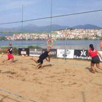 """Καστοριά: Ξεκινά το """"Πανελλήνιο Αναπτυξιακό Τουρνουά Beach Volley"""" με τη στήριξη του Δήμου Καστοριάς"""