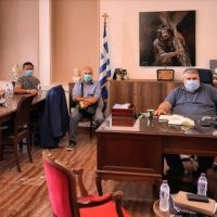 Συνάντηση του Δημάρχου Εορδαίας με την πρώην επιτροπή αγώνα για την παρακολούθηση του χρονοδιαγράμματος της μετεγκατάστασης του νέου οικισμού Μαυροπηγής