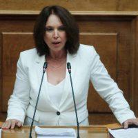 Ομιλία της Καλλιόπης Βέττα στην Βουλή για την ιδιωτικοποίηση της επικουρικής ασφάλισης