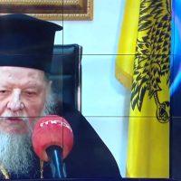 Ο Ηγούμενος Μάξιμος από το μοναστήρι της Αγίας Παρασκευής στην Εορδαία: «Αν κάνεις προσευχή με μάσκα ο Θεός δεν θα τη λάβει υπόψιν»