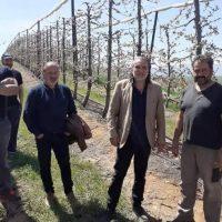 Στο πλευρά των αγροτών της Δημοτικής Ενότητας Βερμίου οι οποίοι εξαιρέθηκαν των αποζημιώσεων του ΕΛΓΑ από τον παγετό του περασμένου Απριλίου, ο Δήμος Εορδαίας