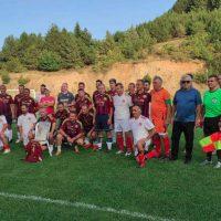 Οι Παλαίμαχοι Ποδοσφαιριστές ΦΣ Κοζάνης και Λιβαδερού τίμησαν την μνήμη του Αθανάσιου Παπαχαρισίου