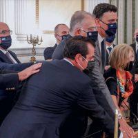 Βίντεο: Ορκίστηκαν τα νέα μέλη της κυβέρνησης – Μιχάλης Παπαδόπουλος: «Η είσοδός μου στην κυβέρνηση είναι μια πρόκληση»