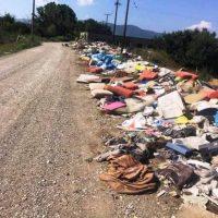 Εργασίες καθαρισμού του χώρου στην περιοχή των παλαιών σφαγείων Πτολεμαΐδας από το Δήμο Εορδαίας με τη συνδρομή μηχανημάτων της ΔΕΗ