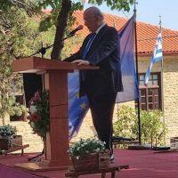 Ο Μιχάλης Παπαδόπουλος στις εορταστικές εκδηλώσεις για την επέτειο των 150 χρόνων προσφοράς των εκπαιδευτηρίων Τσοτυλίου