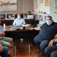 Αντιπροσωπεία του Δήμου Εορδαίας με επικεφαλής το Δήμαρχο Παναγιώτη Πλακεντά στην Κομοτηνή