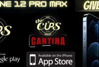 Μεγάλος διαγωνισμός από το The Cups στην Κοζάνη: Διεκδίκησε ένα iPhone 12 PRO MAX 256GB μέσα από την εφαρμογή delivery του καταστήματος