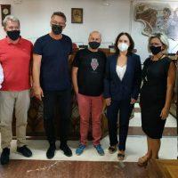Συναντήσεις της Καλλιόπης Βέττα με φορείς της Π.Ε. Κοζάνης μαζί με τον Ευρωβουλευτή του ΣΥΡΙΖΑ Κώστα Αρβανίτη