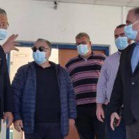 Εγκατάσταση πρώτου Ειδικού Τμήματος Ιατρικής Καταστροφών στο Δημοτικό Κατάστημα Ασκίου