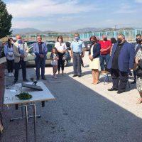 Η Παρασκευή Βρυζίδου στο Αγιασμό σχολικών μονάδων της Πτολεμαΐδας