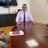 Ο Γ. Αμανατίδης για την υπογειοποίηση των γραμμών υπερυψηλής τάσης στη νέα θέση της Ποντοκώμης