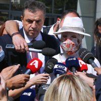 Επίθεση με βιτριόλι – Ιωάννα μετά την διακοπή της δίκης: «Η δράστιδα απέδειξε πόσο δειλή είναι»