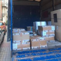 ΑΡΣΙΣ Κοζάνης: Αποστολή ανθρωπιστικής βοήθειας για τους πυρόπληκτους της Ευβοίας