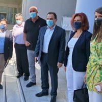 Η Παρασκευή Βρυζίδου επικεφαλής Κυβερνητικού Κλιμακίου επισκέφθηκε την ΠΕ Κιλκίς στα πλαίσια της 85ης ΔΕΘ