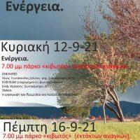 Εκδηλώσεις της Κινηματογραφικής Ομάδας Πτολεμαΐδας αφιερωμένες στο Δημήτρη Λιακάκο