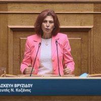 Βίντεο: Ομιλία της Π. Βρυζίδου στο ν/σ του Υπουργείου Εργασίας και Κοινωνικών Υποθέσεων για την Ασφαλιστική Μεταρρύθμιση για τη Νέα Γενιά