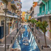 Πως θα ήταν η οδός Μακεδονομάχων με ένα εντυπωσιακό 3D painting; Ο Αργύρης Καραμούζας δίνει την απάντηση…