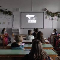 Ταινία αφιέρωμα στον Μίλτο Τεντόγλου από το 1ο Δημοτικό Σχολείο Σιάτιστας