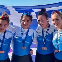Χάλκινο μετάλλιο για την αθλήτρια του Ναυτικού Ομίλου Κοζάνης Μακρυγιάννη Λεμονιά στο Ευρωπαϊκό Πρωτάθλημα Κωπηλασίας Εφήβων/Νεανίδων στο Μόναχο της Γερμανίας